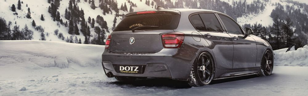 DOTZ SP5 Black Edt. BMW1